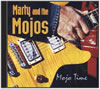 Marty and the Mojos cd by stuart blower