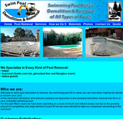 lik to swim pool web site